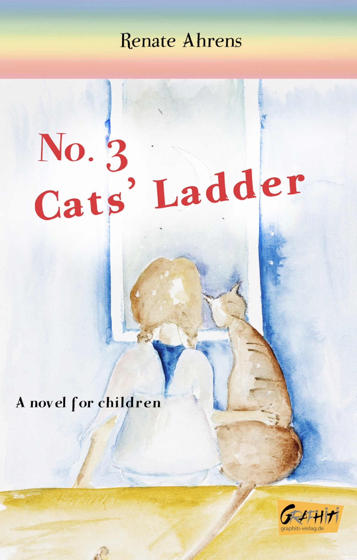 Renate Ahrens - Cats Ladder